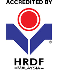 Accredited by HRDF