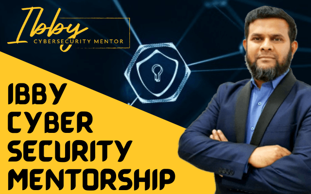 Ibby Cyber Security Mentorship Live